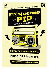 Fréquence PIP 19 mars 2021