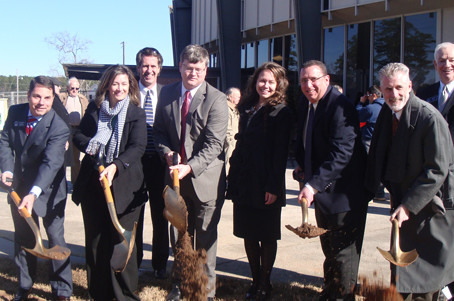 Gordon State College Groundbreaking