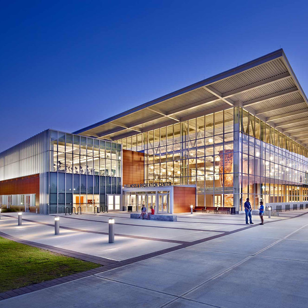 Georgia College, Wellness & Recreation Center