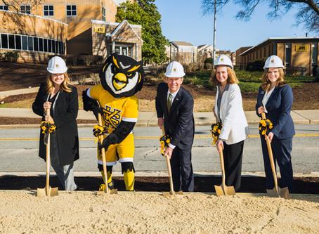 KSU Groundbreaking on Academic Learning Center
