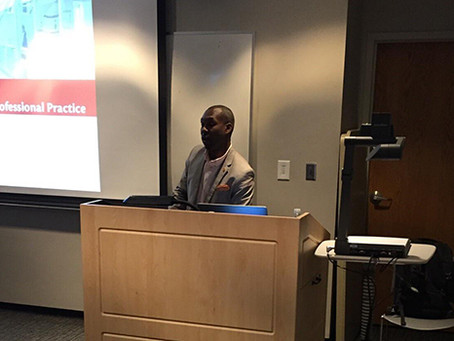 Speaking Engagement at University of Tennessee