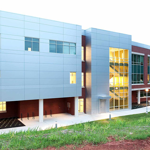 Georgia Gwinnett College, Allied Health Sciences Building