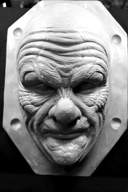 Clown 3/4 - Foam Latex Prosthetic F-02