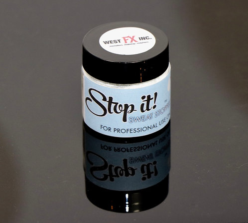 Stop it! Sweat Stopper 1 oz. by West FX Inc. SS-01