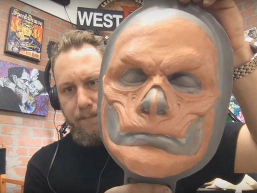 West FX Inc.'s own Jeff West on Haunter's Toolbox