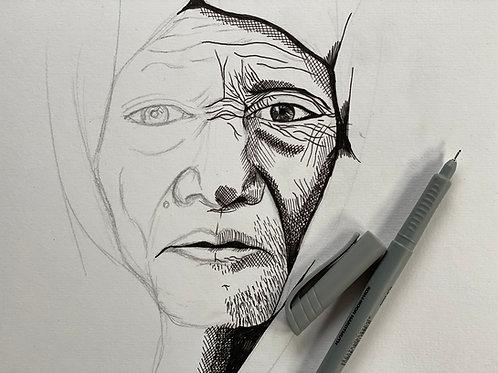 Simple Pencil & Pen Course