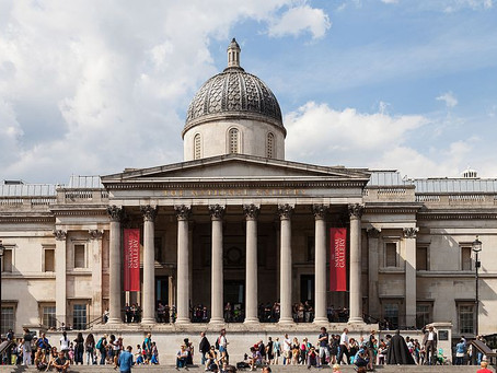Our Top FREE London Art Galleries