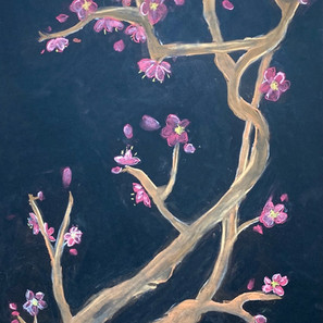 Soft Pastel Blossom