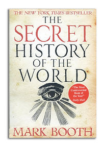 Mark Booth Jonathan Black Author | The Secret History of the World, The Secret History of Dante, The Sacred History