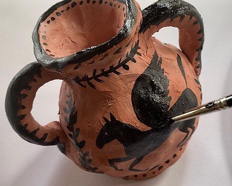 Creative Clay Course