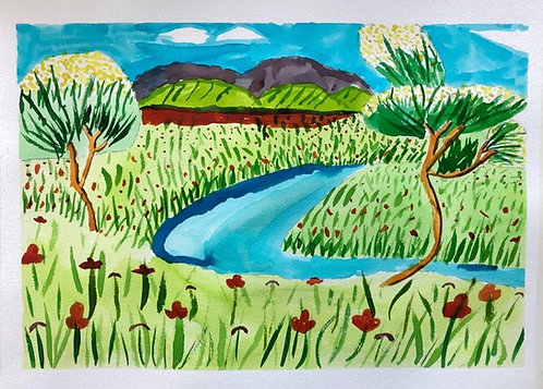 Art Masters Course 1 | Spring Explorations