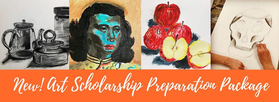 Scholarship Preparation Package Banner.j