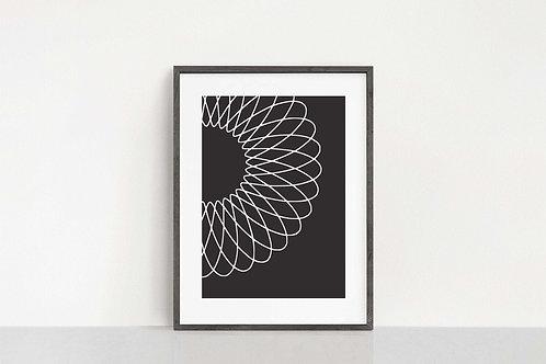 Flower Spirograph