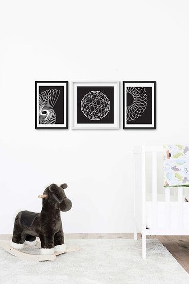 CUT designs paper cut art for nursery