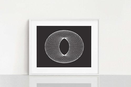 Oval Spirograph
