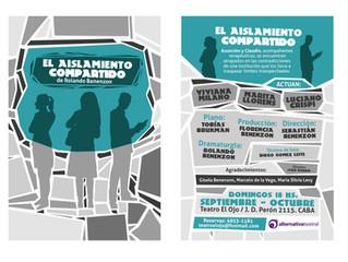 """""""EL AISLAMIENTO COMPARTIDO """"           de Rolando Benenzon"""