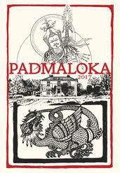 Padmaloka Retreat Centre Programme, 2017, cover.