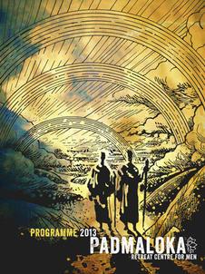 Padmaloka Retreat Centre Programme, 2013, cover.