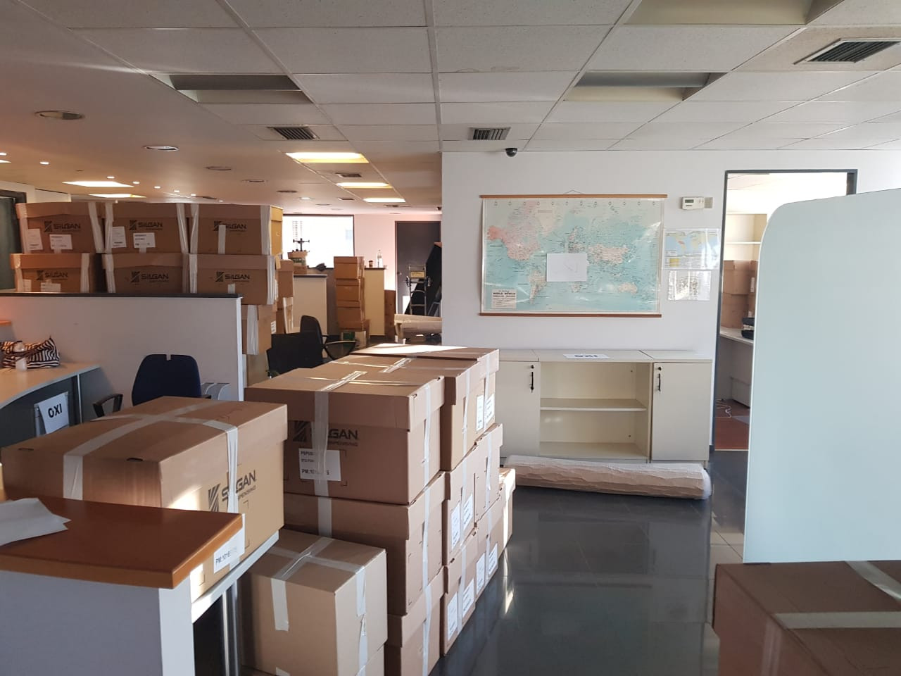 Team Fuel Moving Office