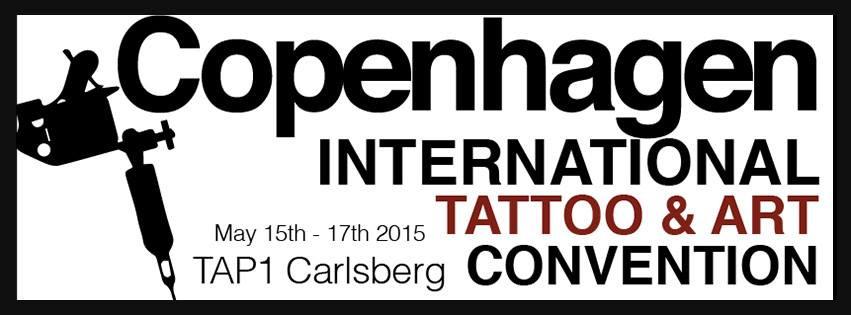 FadeFX | Skin FX - Copenhagen International Tattoo & Art Convemtion 2015