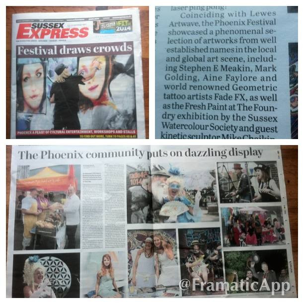 FadeFX | SkinFX - Sussex Express Feature