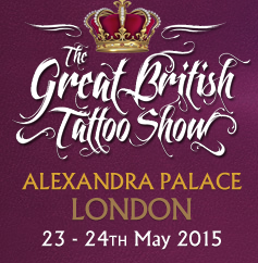 FadeFX | Skin FX - Great British Tattoo Show 2015