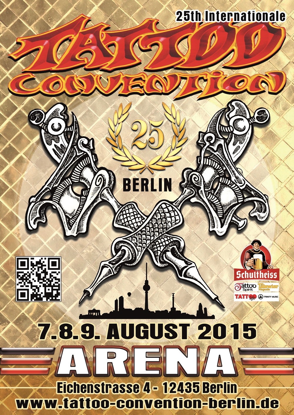 FadeFX | Skin FX - Berlin Tattoo Convention 2015