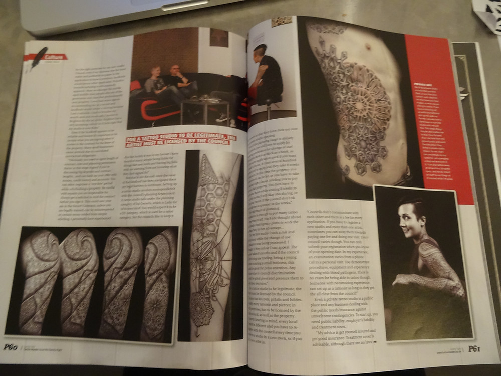 Tattoo Master Magazine Issue 28
