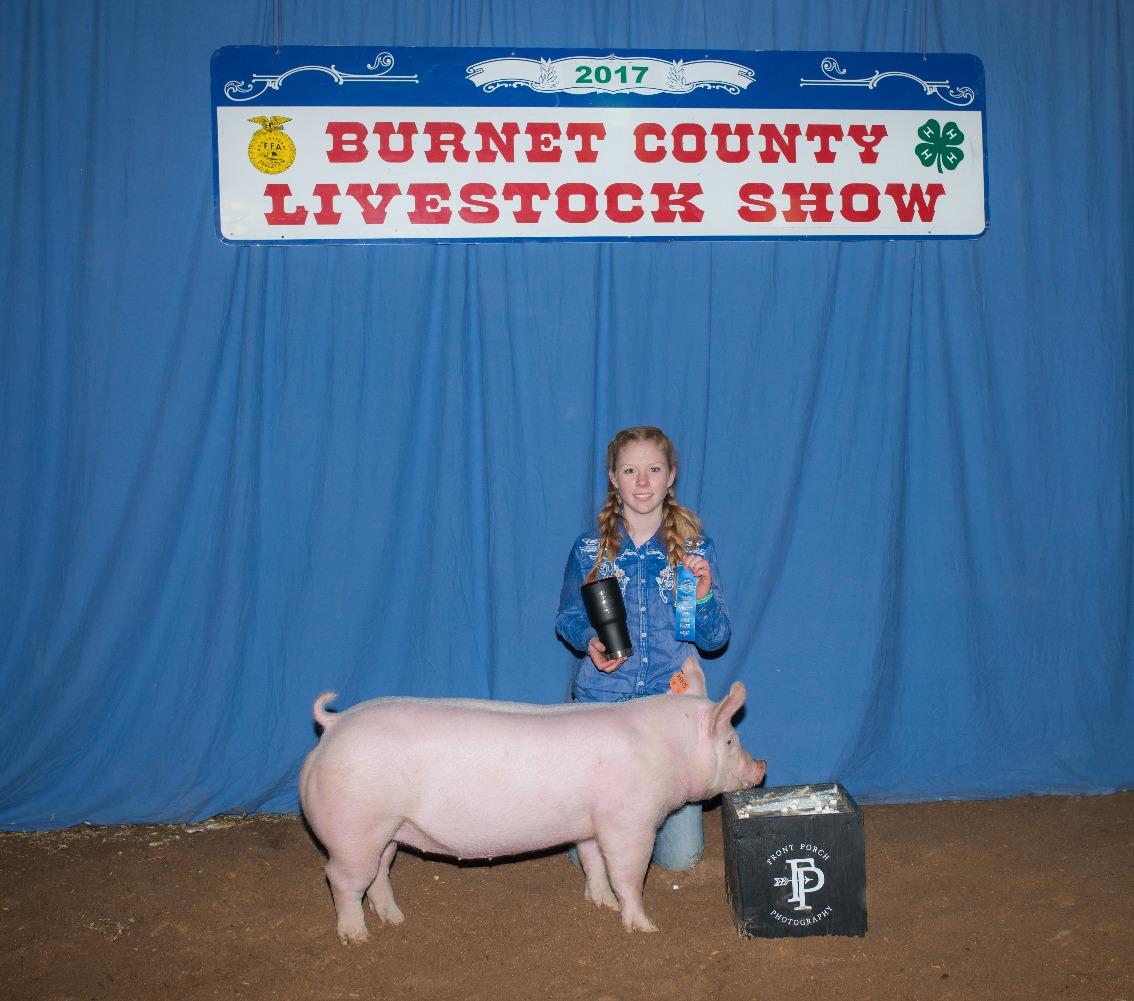 Floyd Family Hog Farms, Floyd Family Showpigs