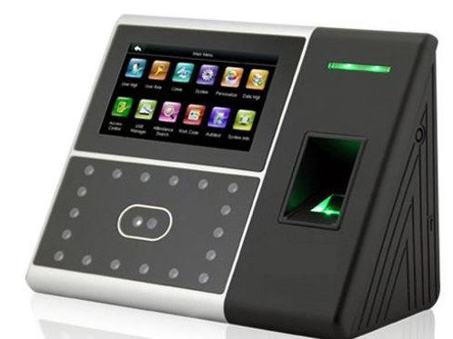 Iface 702 Face+Finger+Card+Wifi+Access Control