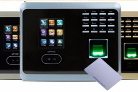 AUF100 Face + Finger +Card + Wifi Device