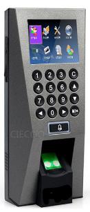 #Biometrictimeclock