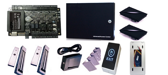 TCP/IP RFID card access control panel
