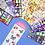 Thumbnail: 「SECOND MAISION」ホログラムコンフェティリムーバーシール12種セット