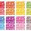 Thumbnail: 「DALSSHOP」アルファベットステッカー8種セット