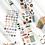 Thumbnail: 「ICONIC」コラージュステッカーパック8種セット