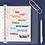 Thumbnail: 「WANNATHIS」アルファベットシール10種カラーセット