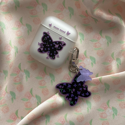 「MUSE MOOD」with butterfly airpods case
