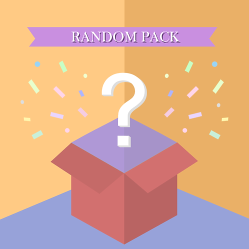 [EVENT] RANDOM PACK VER.1