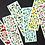 Thumbnail: 「WANNA THIS」ローズステッカー6種セット
