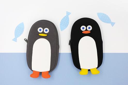「ROMANE」ペンギンペンケース