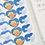 Thumbnail: 「MINGKIT」ハートステッカーシリーズ