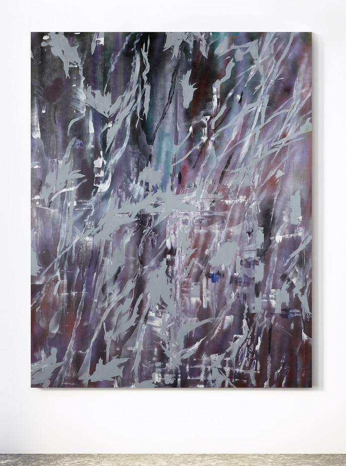 2021, 170 x 135 cm, oil, airbrush on canvas
