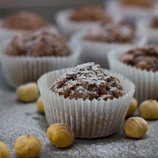 Chocolate Tofu Muffins