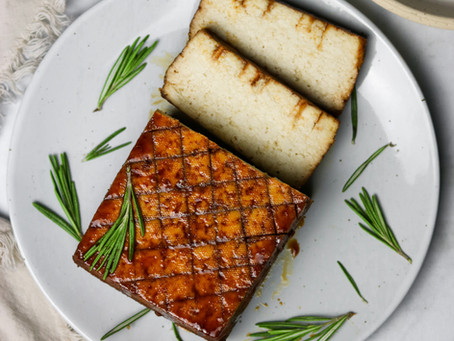 Thanksgiving Tofu Roast