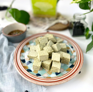 Black Soybean Homemade Tofu