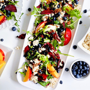 Blueberry Summer Salad