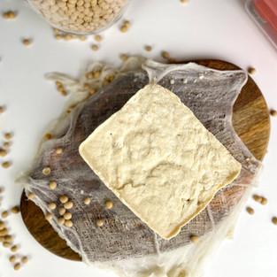 Homemade Tofu