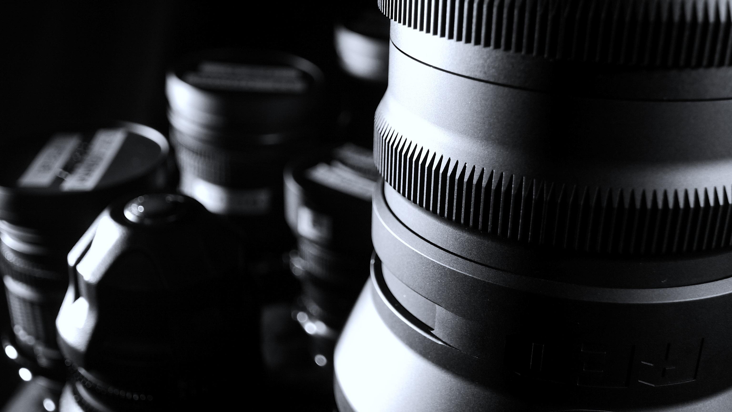 A Mount lenses