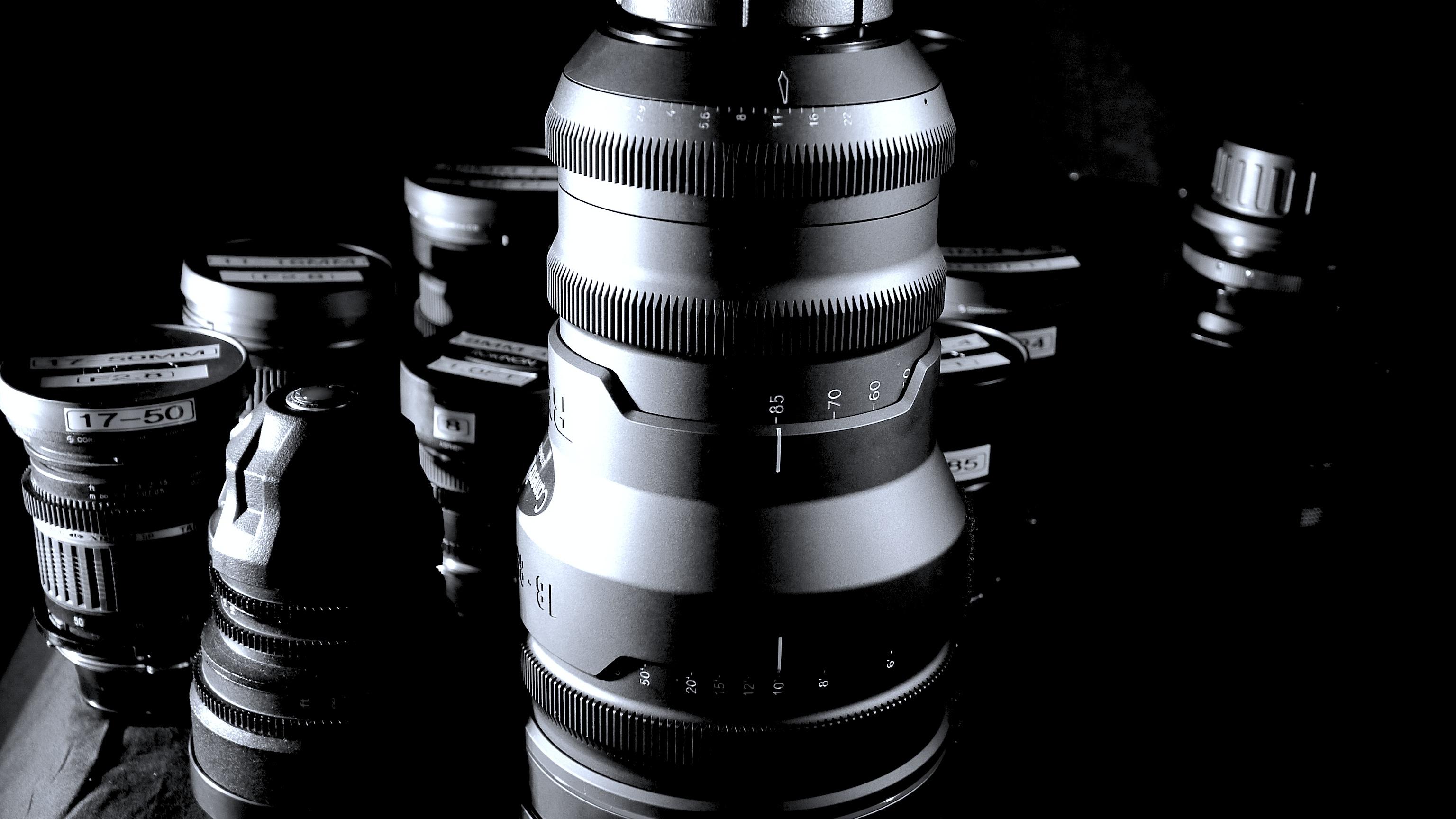 PL Mount lenses